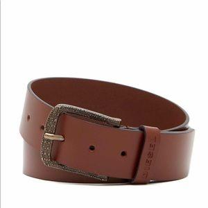 Men's Diesel Belt Buffalo Leather